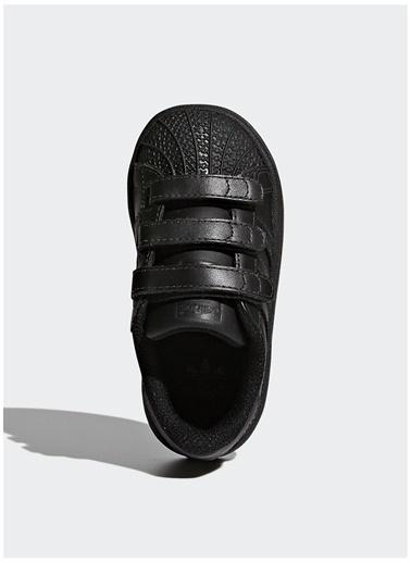 adidas Adidas Superstar Cf I Yürüyüş Ayakkabısı Bz0417 Siyah